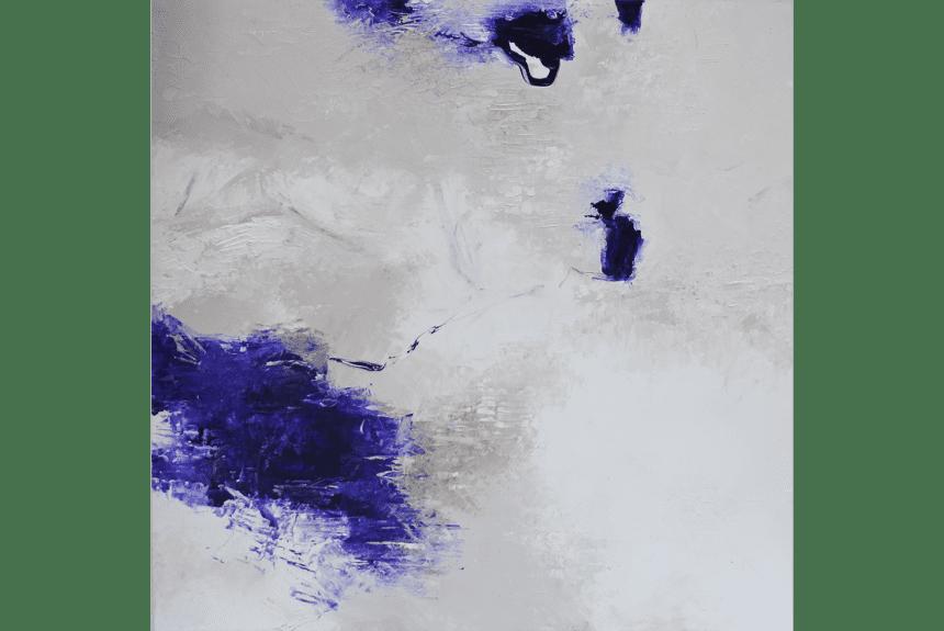 """""""Adriel"""" Tecnica: Olio su tela Dimensioni: 80 x 80 cm"""