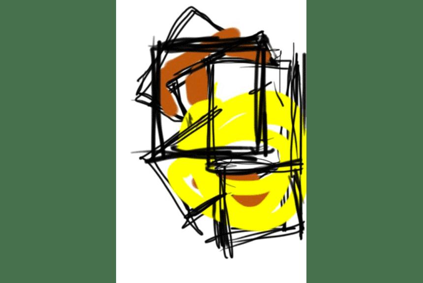 """""""Dawn"""" Tecnica: Stampa Digitale Dimensioni- 34,5 x 29 cm"""