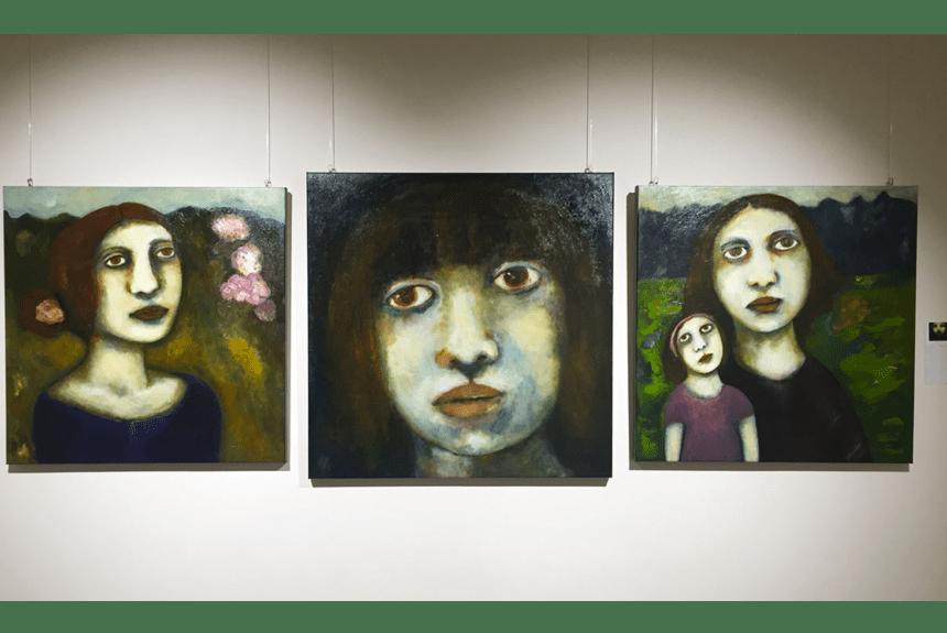 Mostra personale presso la Galleria360 Firenze 2016