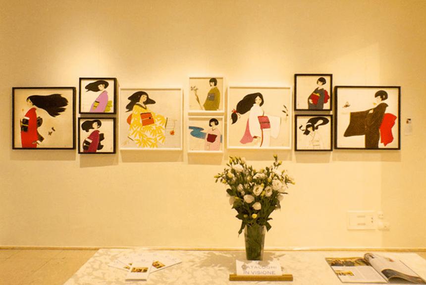 Mostra presso Galleria360
