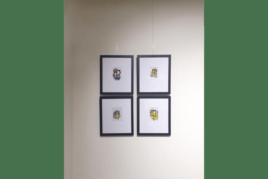 Mostra presso la Galleria360 Firenze 2