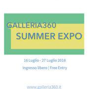 """Mostra collettiva  """"Summer Expo"""""""