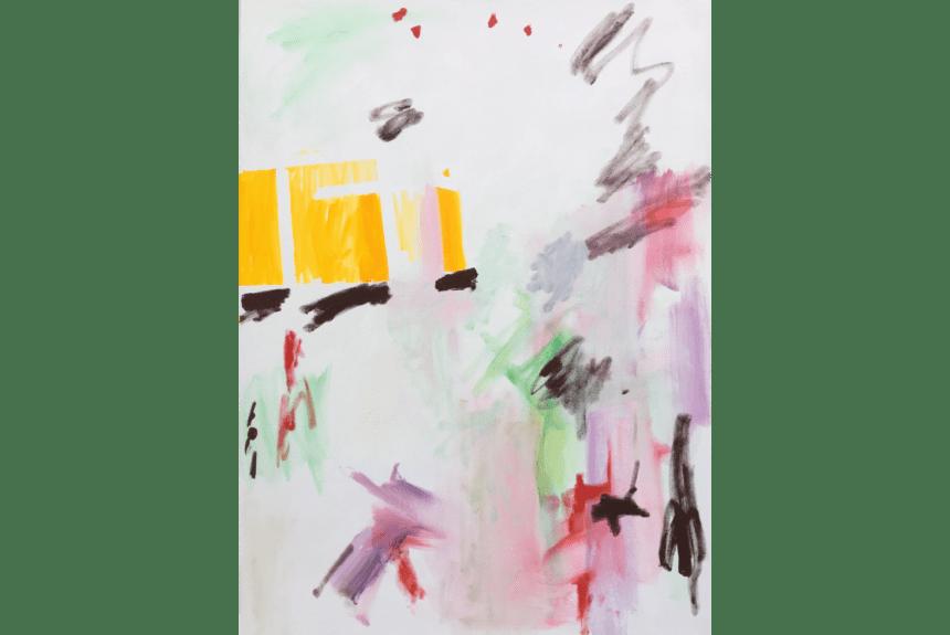 """""""Chance"""" tecnica: olio su tela dimensioni: 122 x 92 cm"""