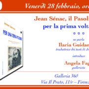 Jean Sénac, il Pasolini d'Algeria per la prima volta in Italia