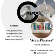 """Art in Florence"""