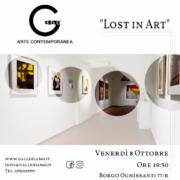 """Lost in Art"""